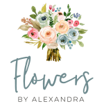 Flowers by ALex Logo